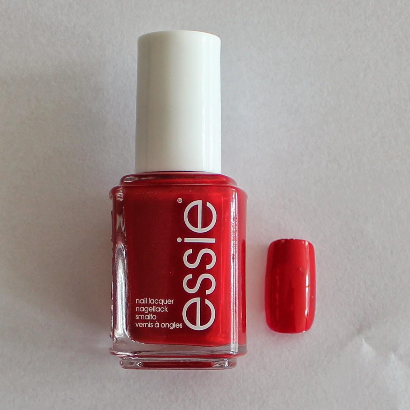 Julia\'s Fashion Minute: Essie: Twin sweater set, Too too hot && Snap ...