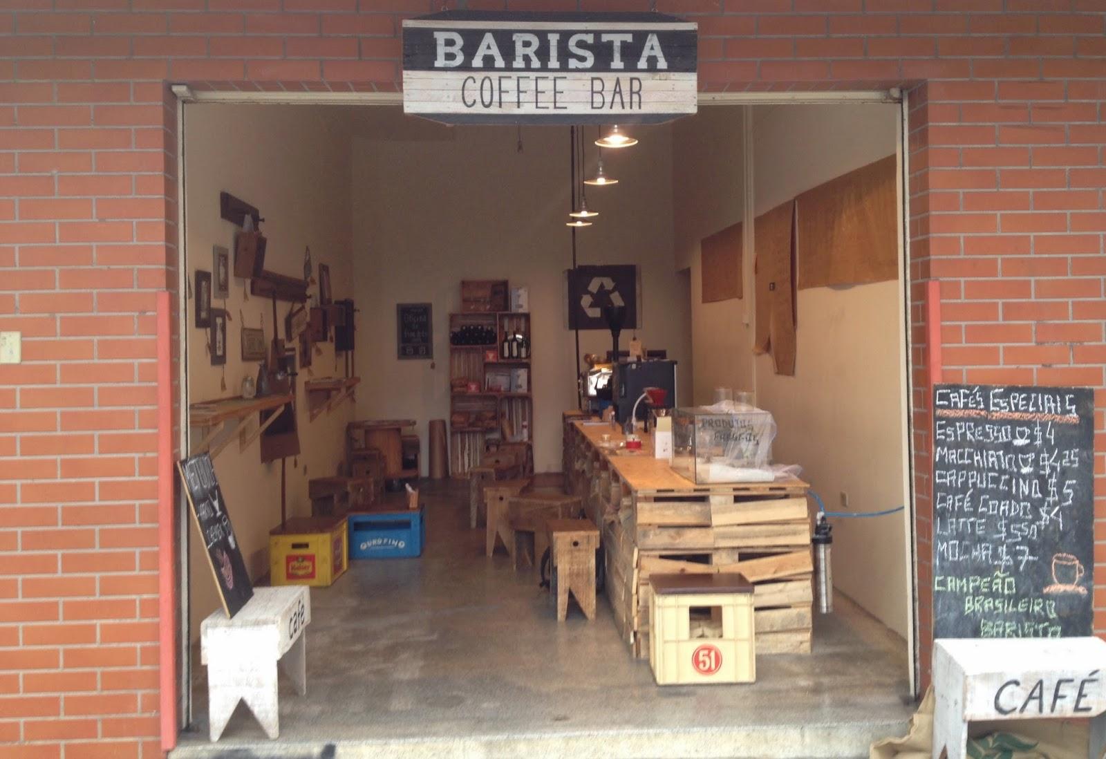 7 Barista Coffee Bar 10 Lugares Indispensáveis Em Curitiba Suposto Escritor