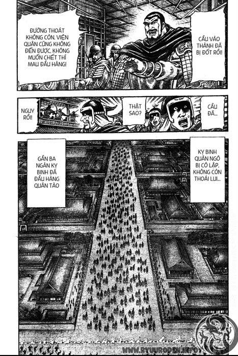 Chú Bé Rồng - Ryuuroden chap 194 - Trang 44