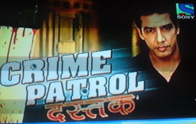 Crime Petrol Dastak on Sony TV