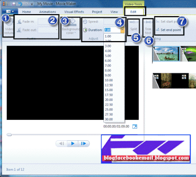 bagaimana cara menggunakan windows movie maker windows 7