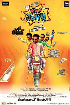 Watch What The Jatt (2015) DVDRip Punjabi Hindi Full Movie Watch Online Free Download