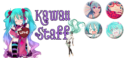 Kawaii Staff // Follow Desu