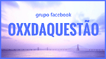 Visite nosso Grupo no Facebook Oxxdaquestão!!!