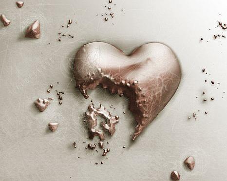 Blondie Corazon De Cristal Heart Of Glass