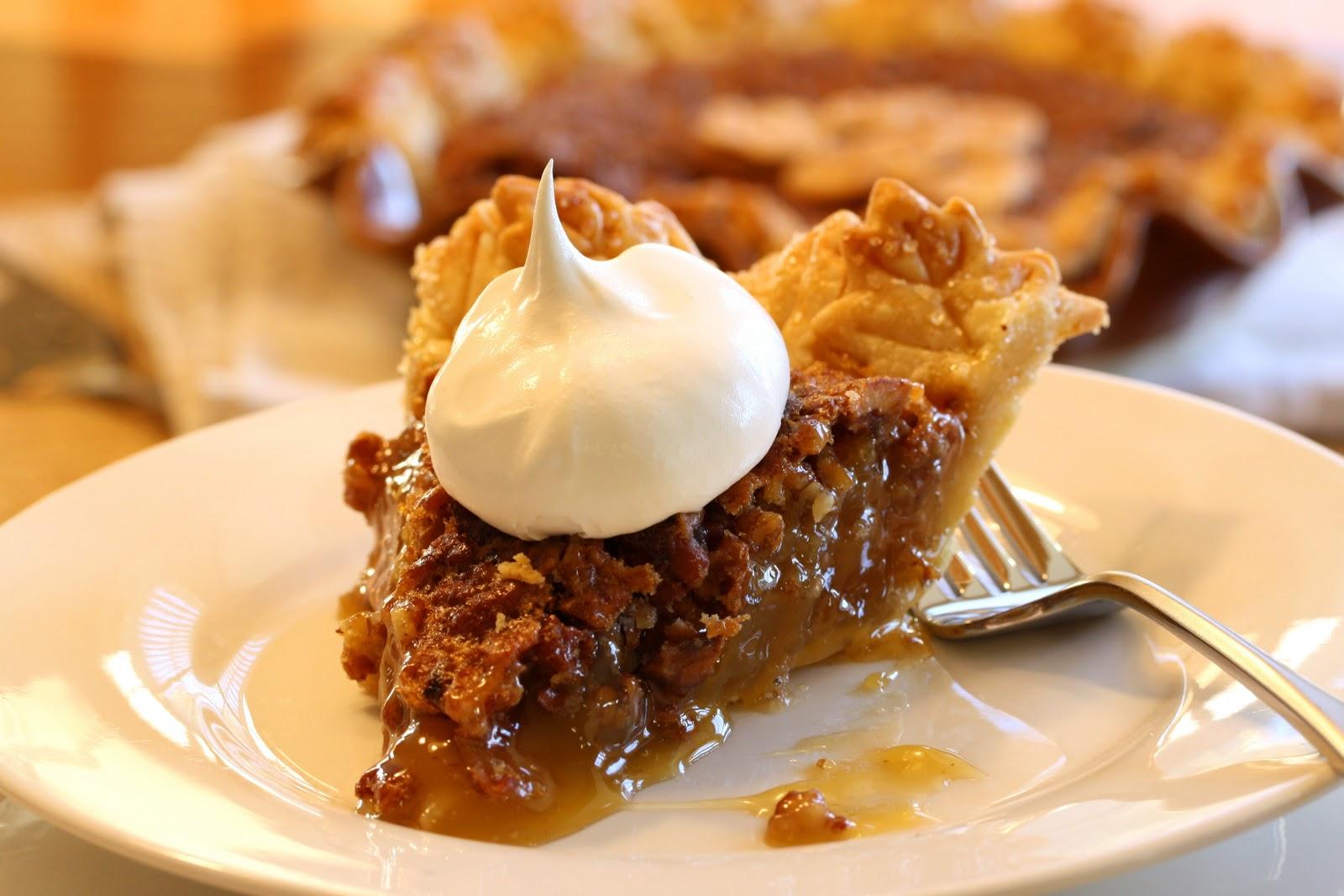 No. 48 - Classic Pecan Pie - Saving Room for Dessert
