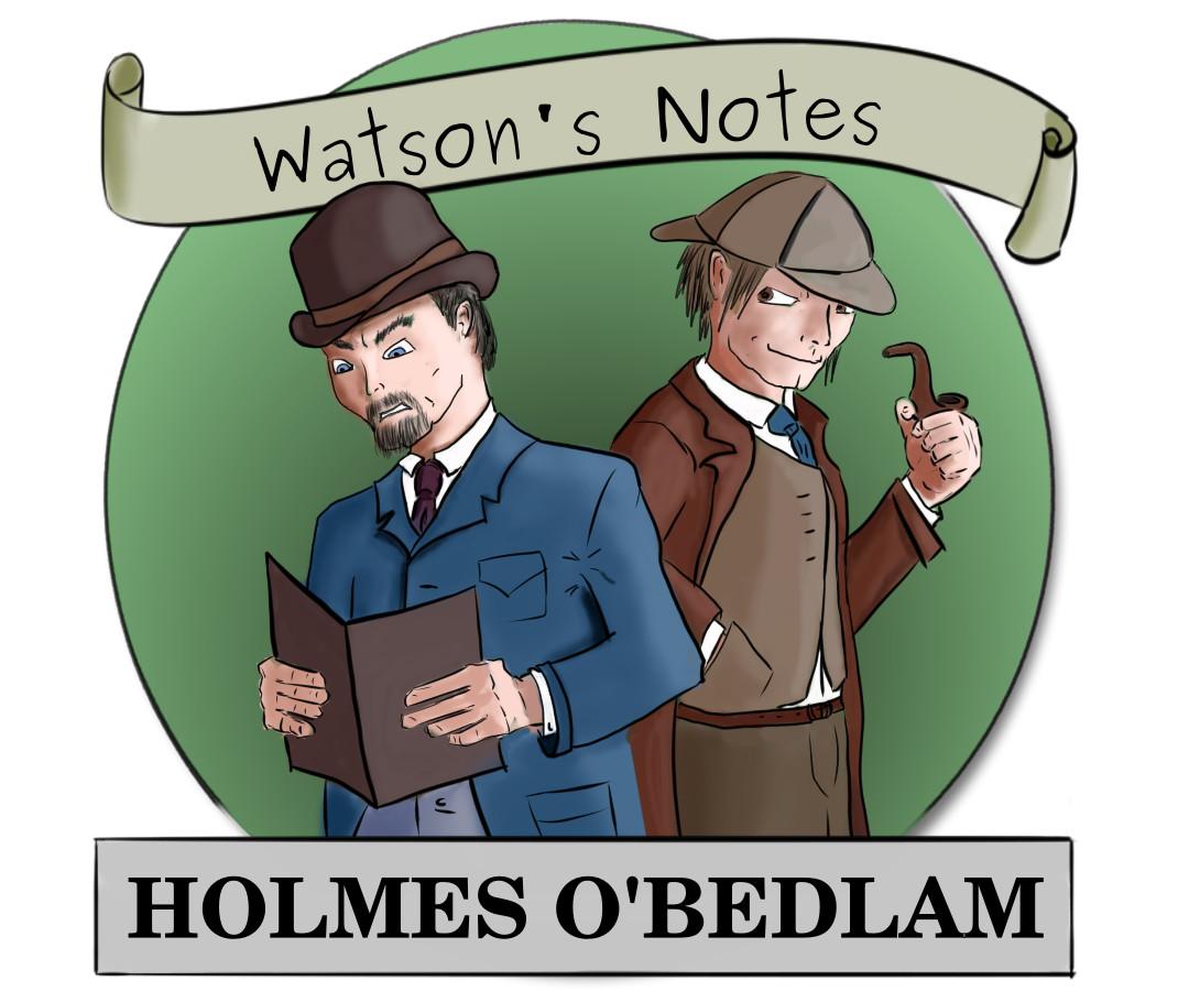 Holmes O'Bedlam