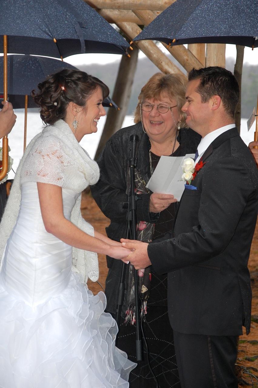 Corey sherwood wedding