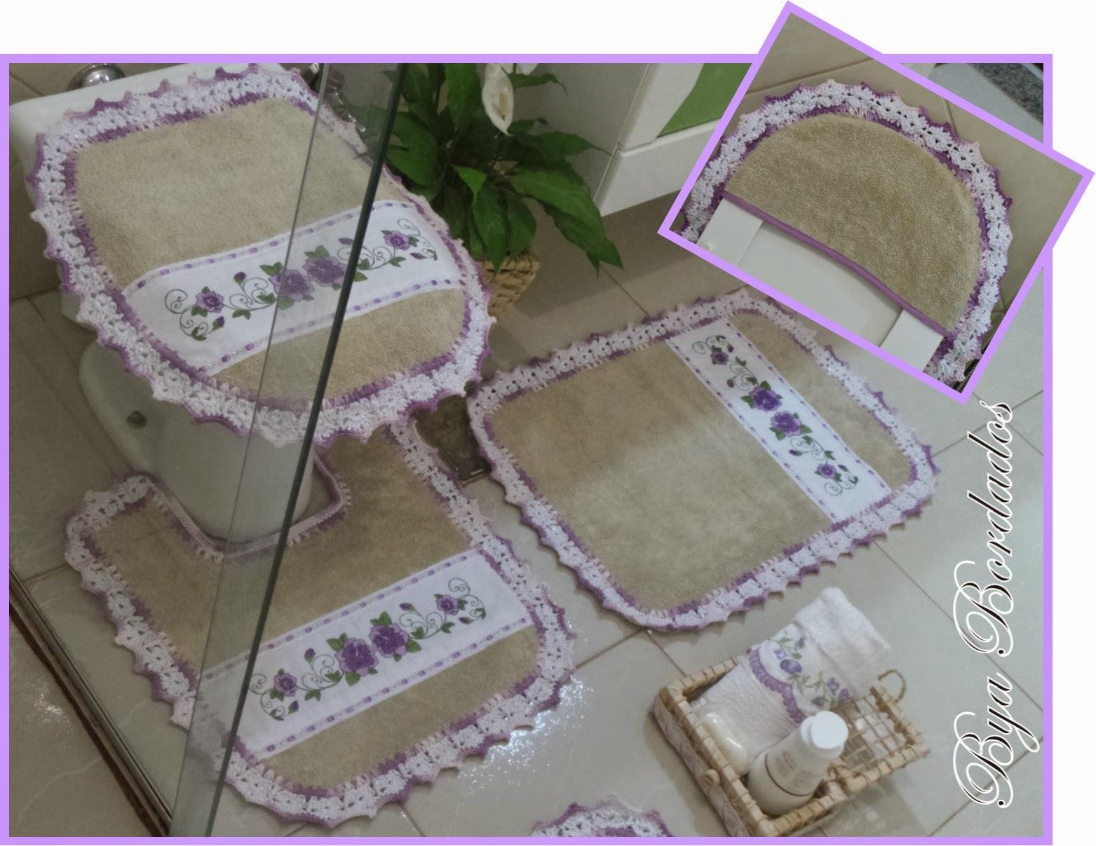Bya Bordados Arte em Crochê e Bordados: Produtos Pronta entrega #6D18B3 1563 1207