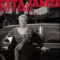 capa do CD Let's Roll, da cantora Etta James