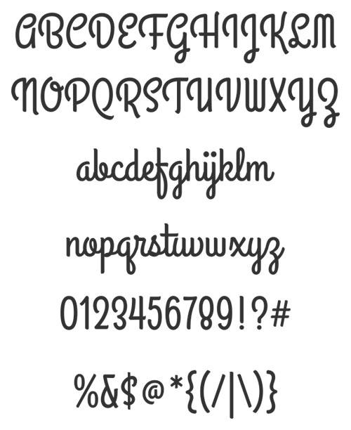 Best Free Popular Fonts