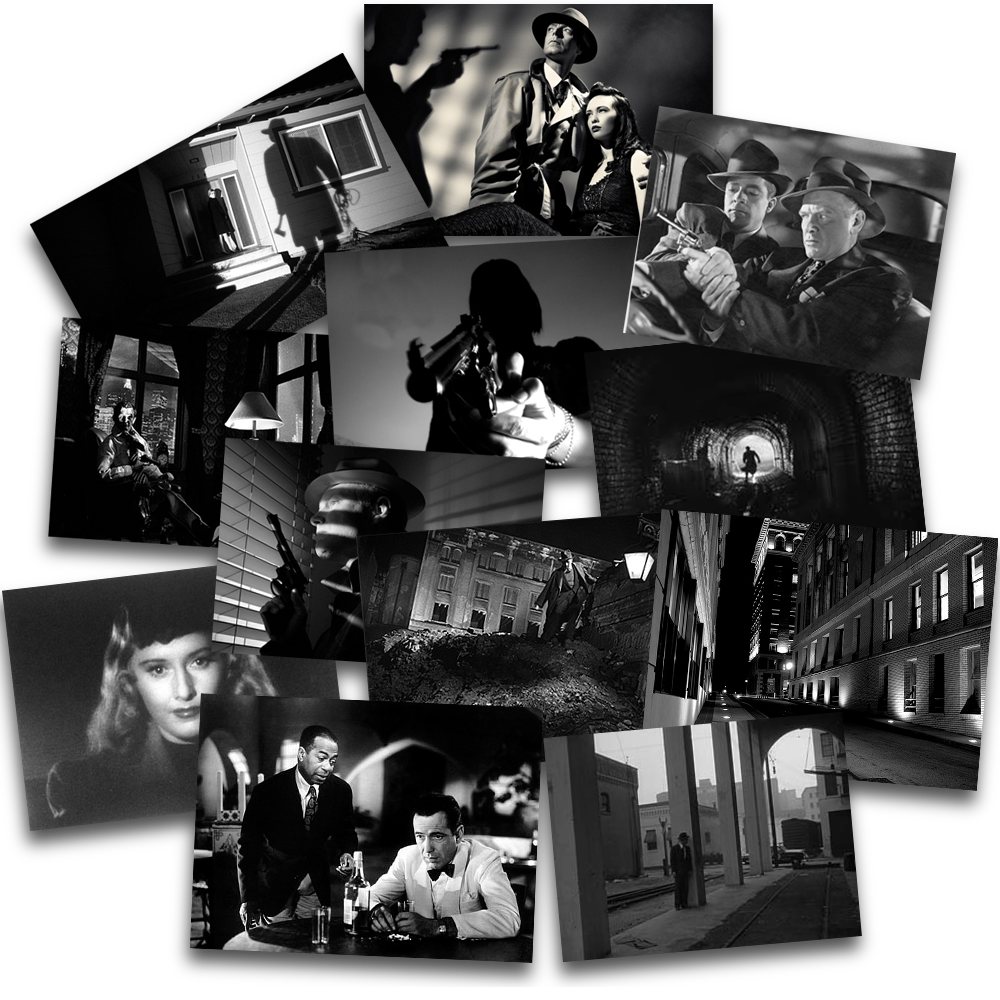 an overview of film noir There is possibly no genre that has recently captured the critical eye of both  academic scholars and cinephiles more than film noir.