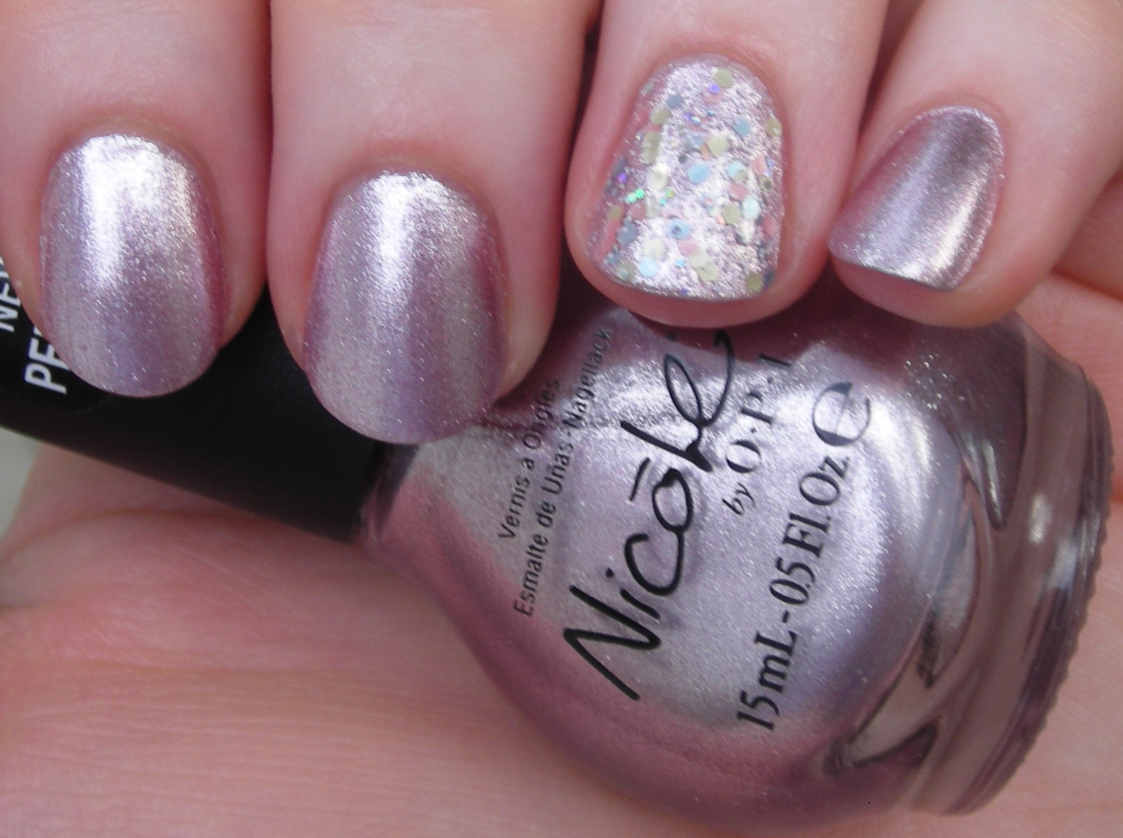 Nails and a Westie: Nicole by OPI - Miss Independent & Black Cat ...