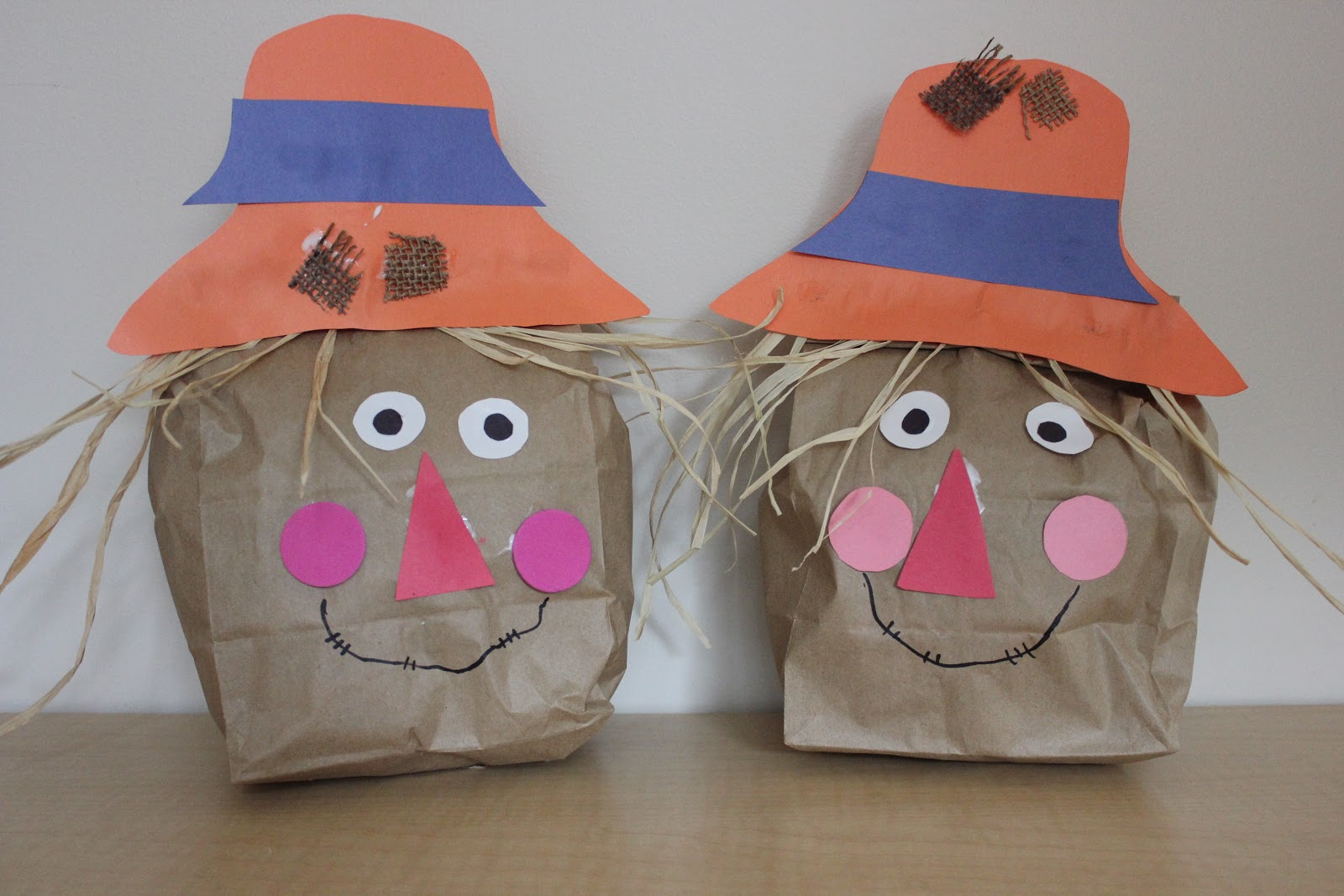 scarecrow crafts for preschoolers paper bag crafts for paper crafts ideas for 844