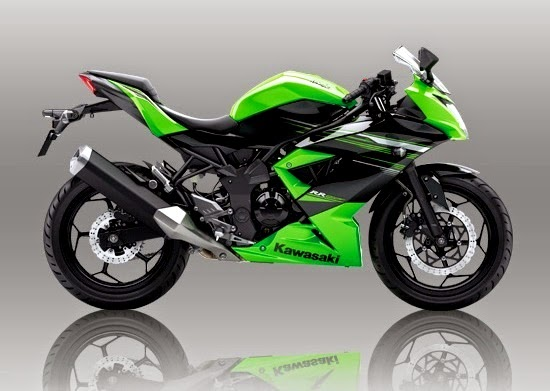 Harga Motor Kawasaki Terbaru di Jawa Tengah