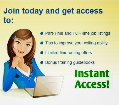 Money Online With Writing Jobs! - South Africa Work from Home Internet ...