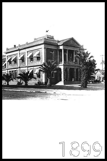 The 1899 City Hall Building