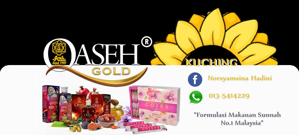 QASEH GOLD KUCHING