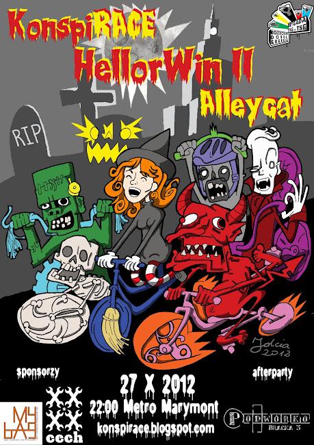 Konspirace Alleycat