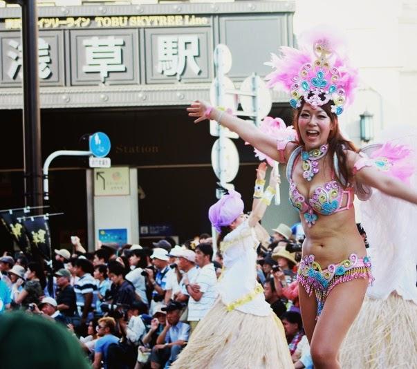 The 32nd Asakusa Samba Carnival (2013)