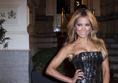 Sylvie van der Vaart bij Beau Monde Awards