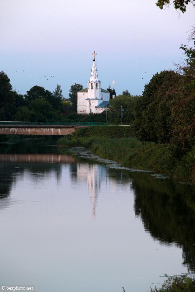 суздальский кремль фото