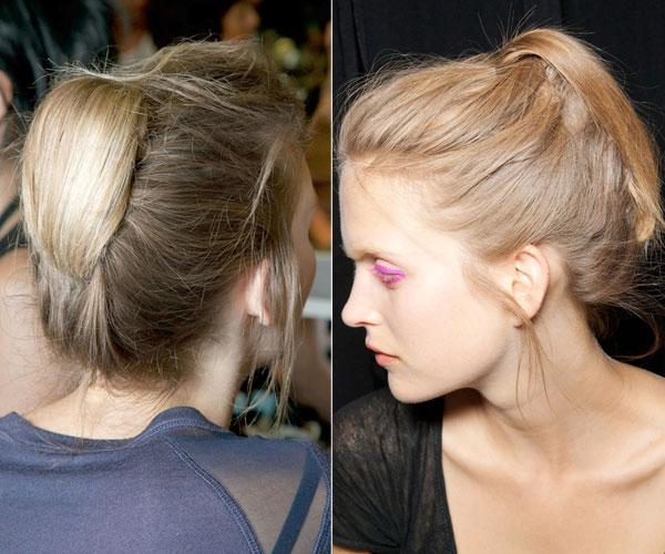 leuke kapsels om zelf te maken - Make-up howto, stap voor stap kapsels, beauty filmpjes