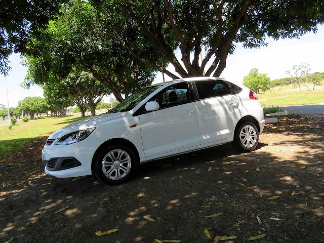 Chery Celer 2016 Hatch 1.5 Flex - consumo
