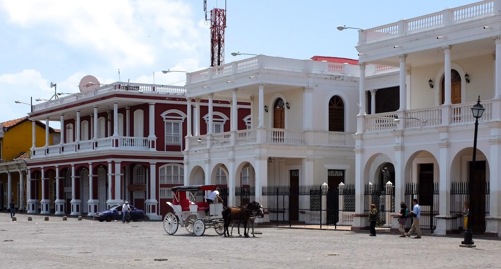 Style colonial Granada