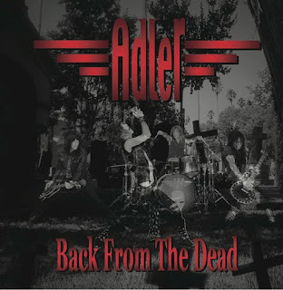 capa Download – Adler   Back From The Dead – 2013