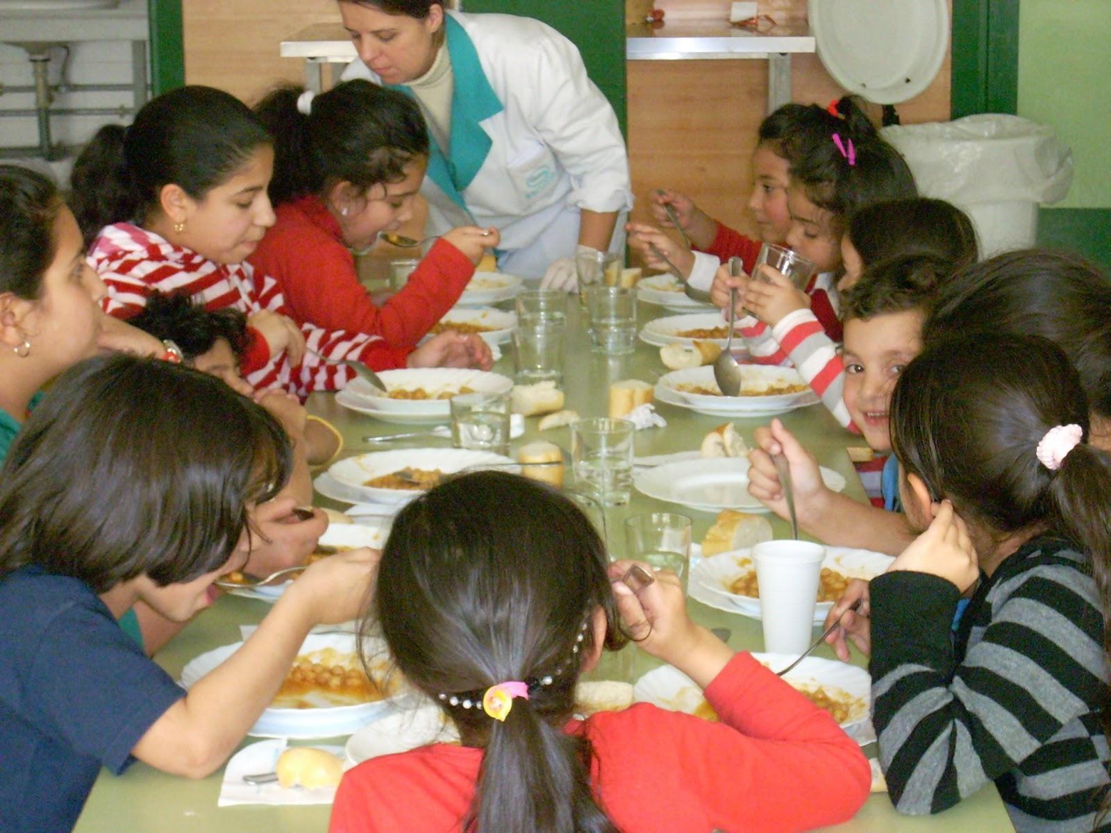 La buena alimentaci n junio 2013 for Comedor escolar proyecto
