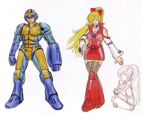 Diseños sobre el Megaman de SFXT Sfxtmm10