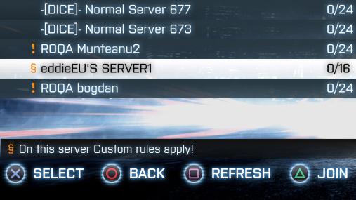 Battlefield 3 Regras (FOTO DIVULGAÇÃO)