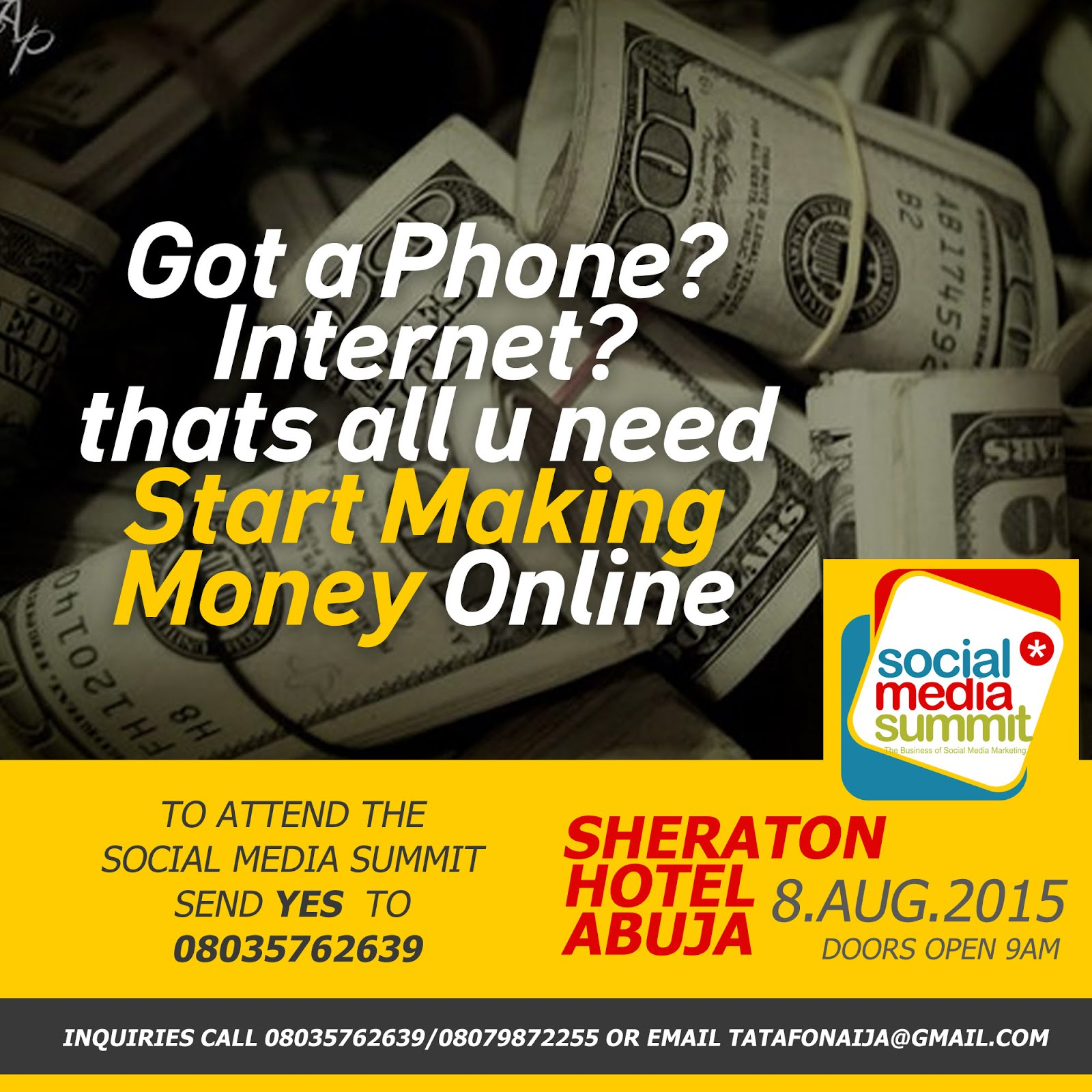 Abuja Social Media Summit
