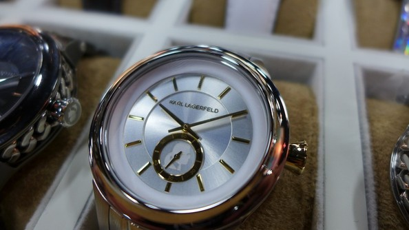 THE BRUNETTES: Affordably Couture Timepieces: The Karl ...