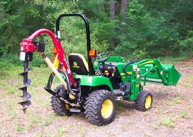 Ford Tractor Auger Parts : John deere post hole digger car interior design