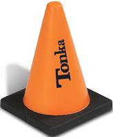 Creative Printing Panama City Florida construction cone stress ball