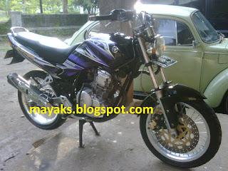 Korek Mesin Yamaha Alfa
