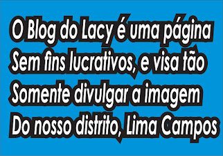 BLOG DO LACY