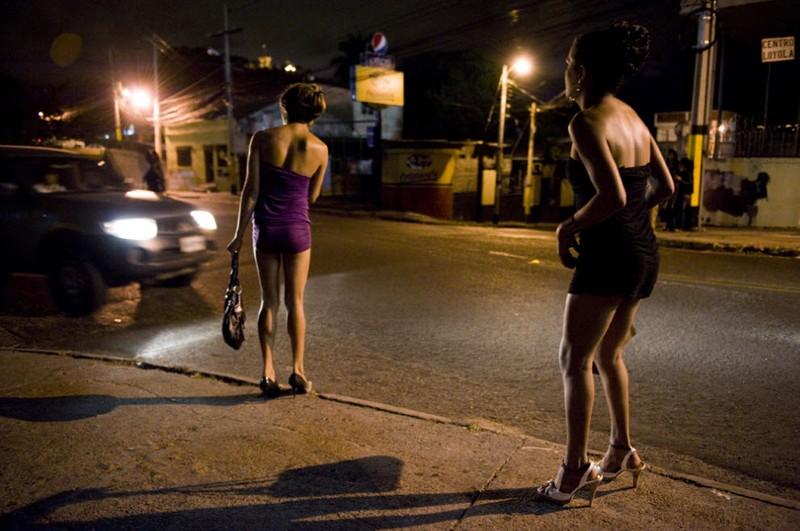 prostitutas en honduras prostitutas calle asturias