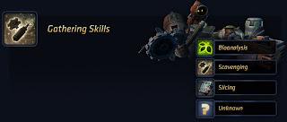 Gathering - SWTOR Crew Skills