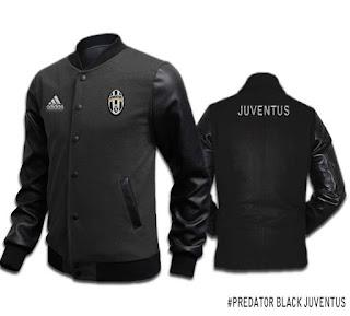 Jaket Predator Juventus