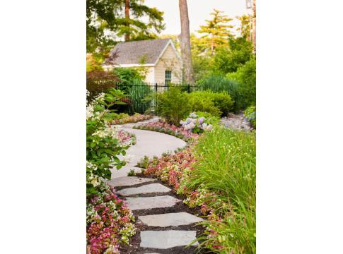 Un jardin ingles oasisingular for Jardin ingles