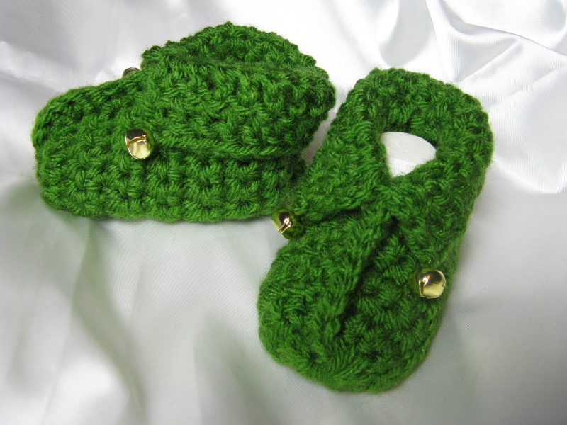 Miss Julias Patterns: Free Patterns - 30 Baby Booties to ...
