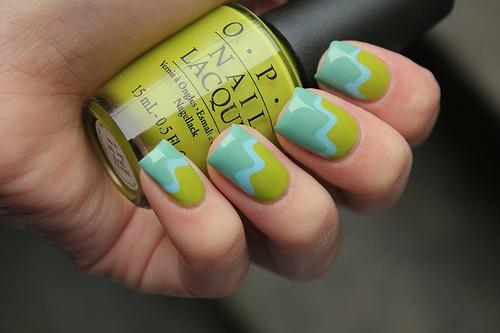 nail and art Tendências Para o Verão