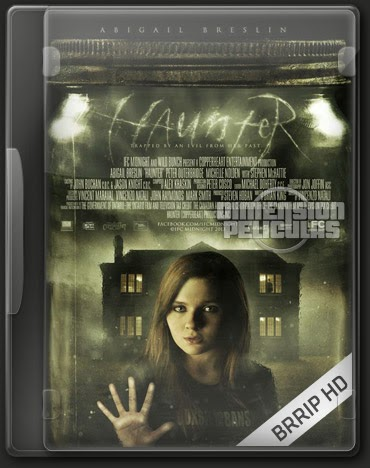 Haunter (BRRip HD Inglés Subtitulada) (2013)