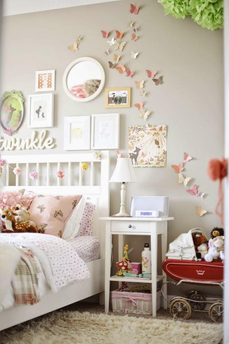 Especial decoraci n infantil objetivo 3 0 - Decoracion habitacion ninas ...