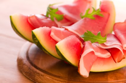 parma ham and nectarine salad melon and parma ham parma ham and melon ...