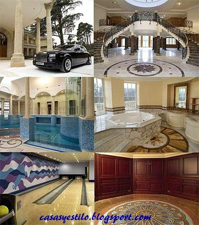Casas mas caras del mundo casas y estilo for Las casas mas grandes y lujosas del mundo