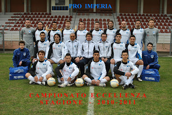 La squadra 2010-2011